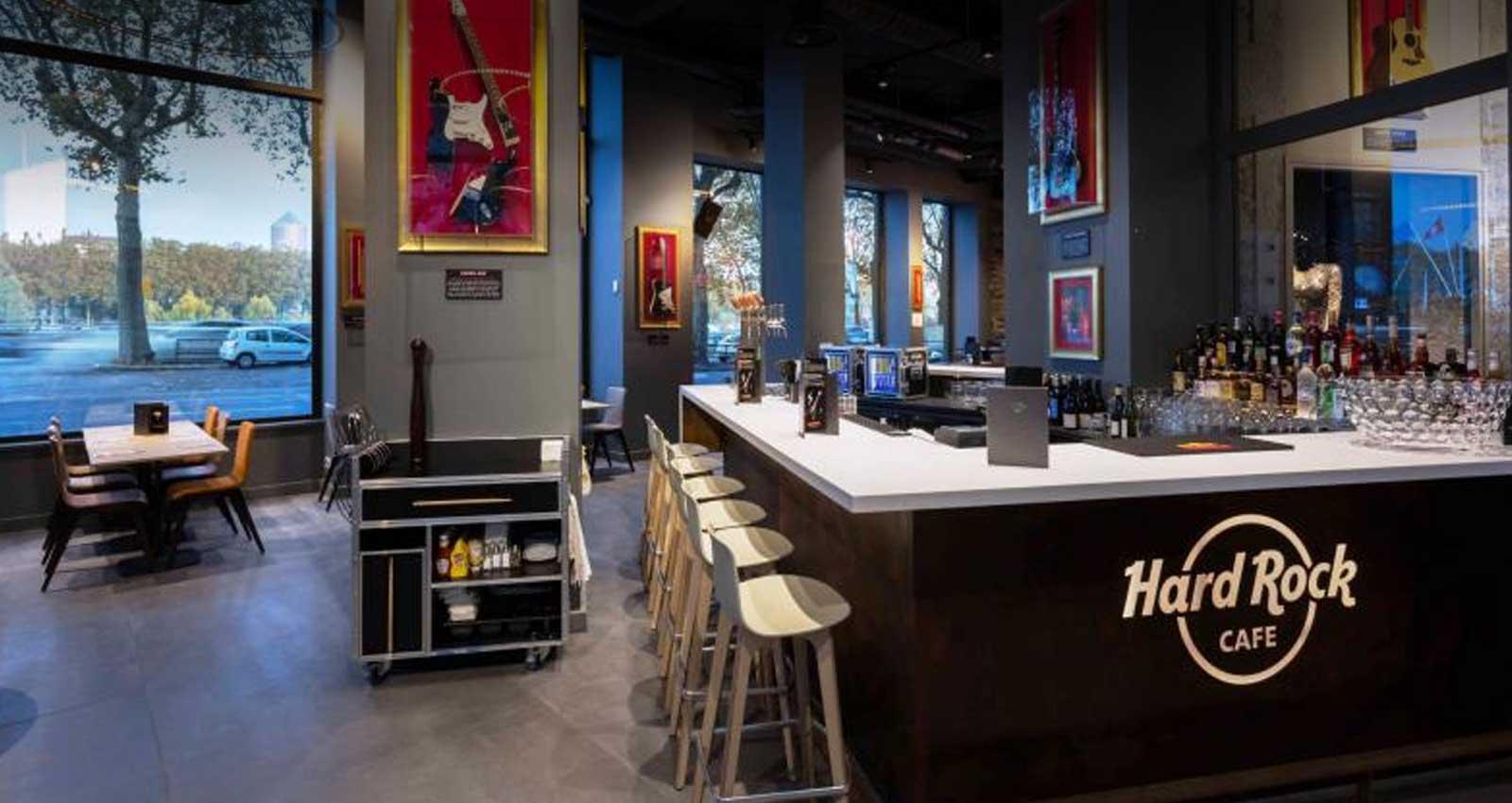 Hard Rock Café - Lyon